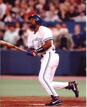 Joe Carter Toronto Blue Jays 8X10 Photo