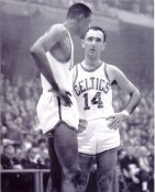 Bill Russell and Bob Cousy Boston Celtics 8X10 Photo LIMITED STOCK