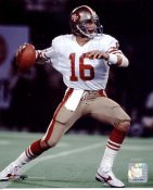 Joe Montana San Francisco 49ers 8X10 Photo