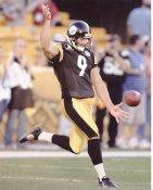 Daniel Sepulveda Pittsburgh Steelers 8X10 Photo