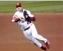 David Eckstein St. Louis Cardinals 8X10 Photo