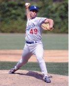 Tom Candiotti Los Angeles Dodgers 8X10 Photo