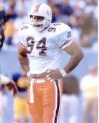 "Dwayne Johnson ""The Rock"" Miami Hurricanes 8X10 Photo"