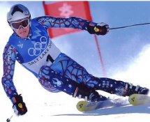 Bode Miller Olympics Gold Medalist 8X10 Photo