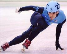 Apolo Ohno 2010 Olympics Speed Skater 8X10 Photo