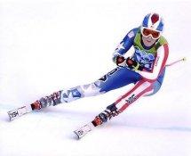 Lindsey Vonn 2010 Olympics Gold Medalist 8X10 Photo