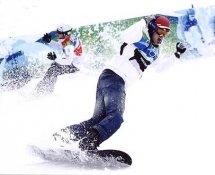 Seth Westcott 2010 Olympics Snowboarding Gold Medalist 8X10 Photo