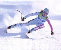 Julia Mancuso 2010 Olympics Silver Medalist 8X10 Photo
