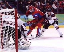 Evgeni Malkin 2010 Olympics Team Russia 8x10 Photo