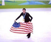Evan Lysacek 2010 Olympics Figure Skating Gold Medalist 8X10 Photo