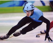 Travis Jayner 2010 Olympics Speed Skater 8X10 Photo