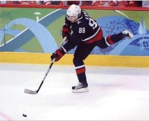 Patrick Kane Team USA 2010 Olympics 8x10 Photo