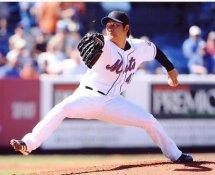 Takahasi Hisanori New York Mets 8X10