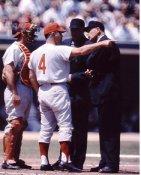 Gene Mauch Philadelphia Phillies 8X10 Photo