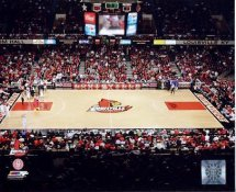 N2 Freedom Hall Louisville Cardinals LIMITED STOCK 8x10 Photo