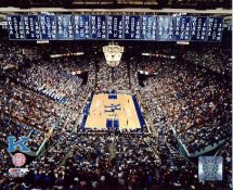 N2 Rupp Arena 2002 Kentucky Wildcats 8x10 Photo