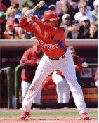 Juan Castro Philadelphia Phillies 8X10 Photo