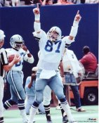 Jay Saldi Dallas Cowboys 8X10 Photo
