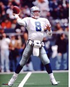 Troy Aikman Dallas Cowboys 8X10 Photo LIMITED STOCK