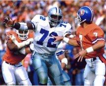 Ed Jones Too Tall Jones Dallas Cowboys 8X10 Photo  LIMITED STOCK