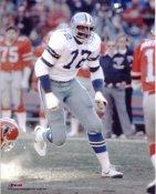 Ed Jones Too Tall Jones Dallas Cowboys 8X10 Photo