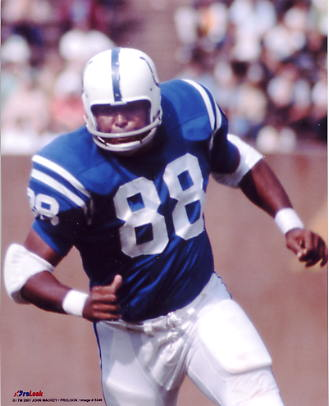 John Mackey Baltimore Colts 8X10 Photo