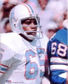 Elvin Bethea Houston Oilers 8X10 Photo LIMITED STOCK