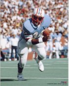 Earl Campbell Houston Oilers 8X10 Photo LIMITED STOCK