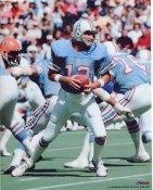Ken Stabler Houston Oilers 8X10 Photo