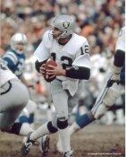 Ken Stabler Oakland Raiders 8X10 Photo