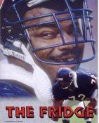 "William Perry ""The Fridge"" Chicago Bears 8X10 Photo"