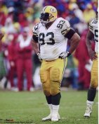 Gilbert Brown Green Bay Packers 8X10 Photo  LIMITED STOCK
