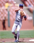 Steve Sax LA Dodgers 8x10 Photo
