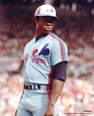 Warren Cromartie Montreal Expos 8X10 Photo