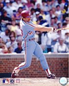 Mike Schmidt LIMITED STOCK Philadelphia Phillies 8X10 Photo with Hologram