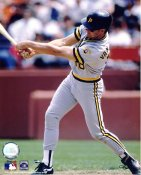 Andy Van Slyke Pittsburgh Pirates 8X10 Photo