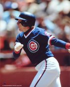Bob Dernier Chicago Cubs 8X10 Photo  LIMITED STOCK