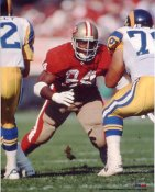 Dana Stubblefield San Francisco 49ers 8X10 Photo
