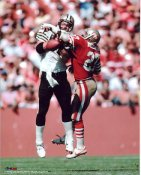 Carlton Williamson San Francisco 49ers 8X10 Photo