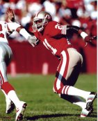 Eric Wright San Francisco 49ers 8X10 Photo