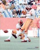 Mark Moseley Washington Redskins 8x10 Photo