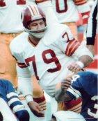 Ron McDole Washington Redskins 8x10 Photo