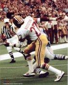 Kenny Houston Washington Redskins 8x10 Photo  LIMITED STOCK