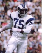 Deacon Jones LA Rams 8X10 Photo  LIMITED STOCK