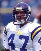 Joey Browner Minnesota Vikings 8X10 Photo LIMITED STOCK