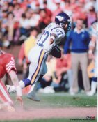 Leo Lewis Minnesota Vikings 8X10 Photo
