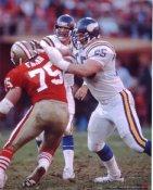 Gary Zimmerman Minnesota Vikings 8X10 Photo