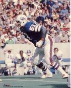 Mike Montler Buffalo Bills 8X10 Photo