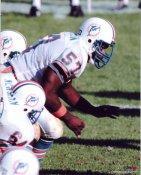 Dwight Stephenson Miami Dolphins 8X10 Photo