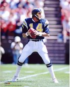 Dan Fouts San Diego Chargers 8X10 Photo  LIMITED STOCK